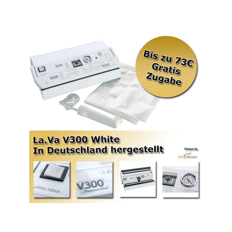 LaVa V.300® White Folienschweißgerät Vakuumgerät Vakuumiergerät Vakuumierer