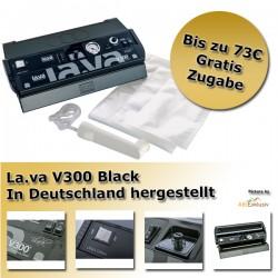 LaVa V.300® Black Folienschweißgerät Vakuumgerät Vakuumiergerät Vakuumierer