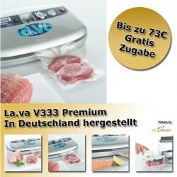 LaVa V.333® Premium Folienschweißgerät Vakuumgerät Vakuumiergerät Vakuumierer