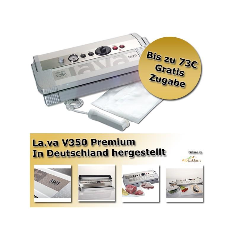 LaVa V.350® Folienschweißgerät Vakuumgerät Vakuumiergerät Vakuumierer Aktion