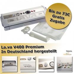 LaVa V.400® Folienschweißgerät Vakuumgerät Vakuumiergerät Vakuumierer Aktion