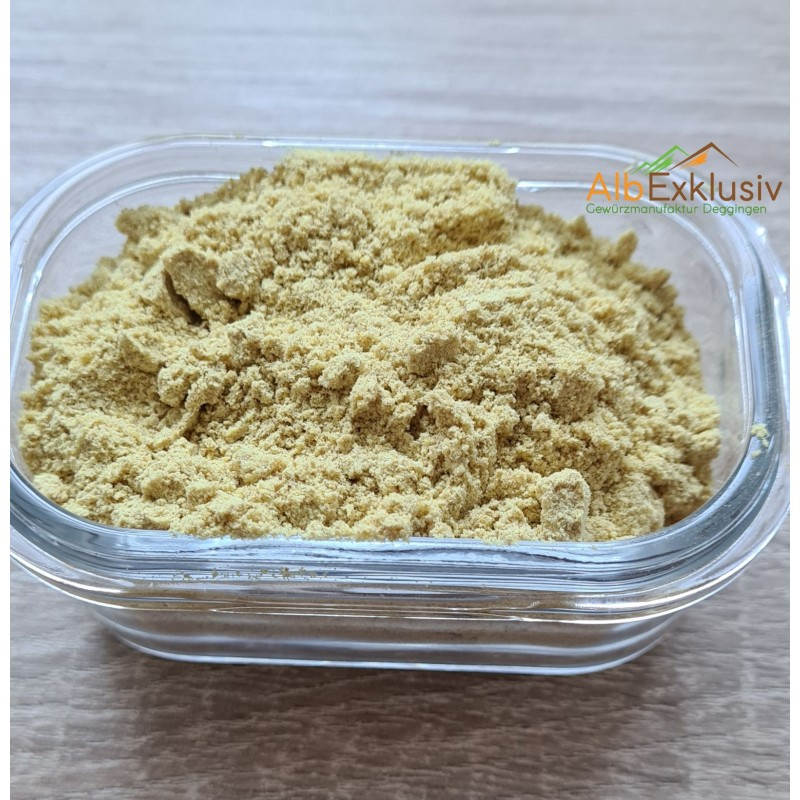 Senfmehl gelb von Albexklusiv