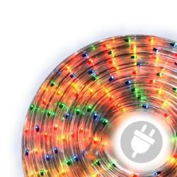 LED Lichtschlauch Lichterschlauch bunt 10m Lichterkette...