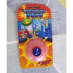 Thunderpops Gummi-Ufo Thunder Pops Spielzeug schießt bis...