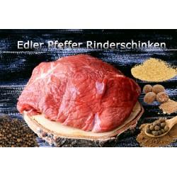 Pökelmischung edler Rinderpfefferschinken für 4 Kilo Fleisch Deutsche Handarbeit
