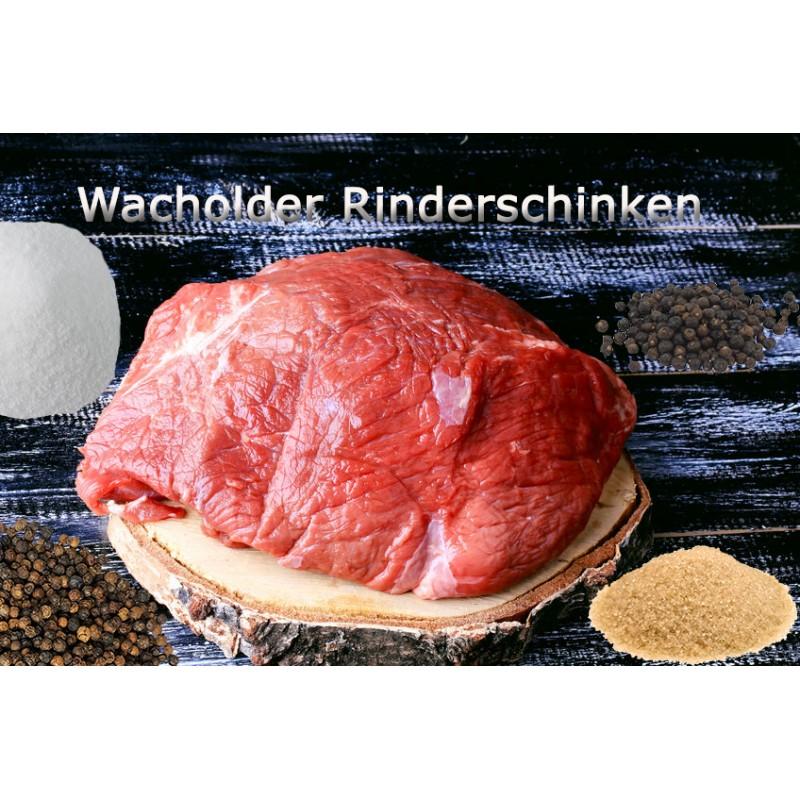 Pökelmischung Wacholder Rinderschinken für 4 Kilo Fleisch Deutsche Handarbeit
