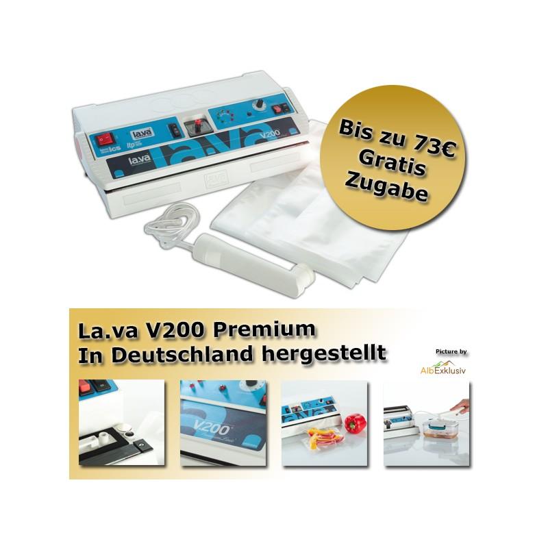 LaVa V.200® Premium Folienschweißgerät Vakuumgerät Vakuumiergerät Vakuumierer Aktion
