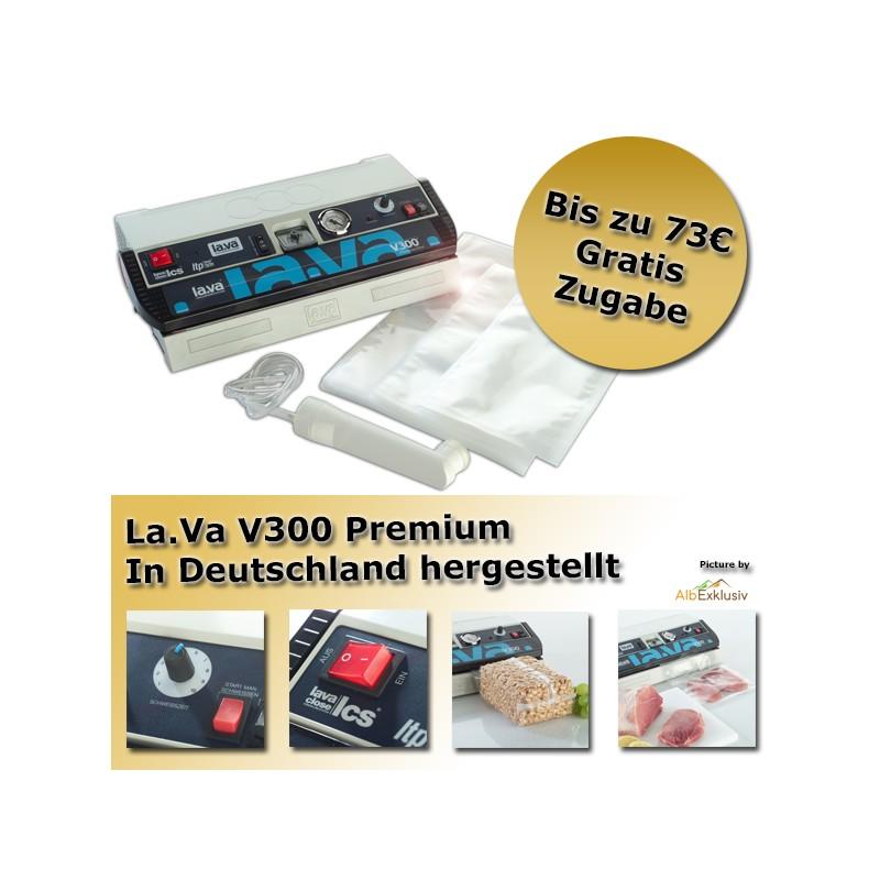 LaVa V.300® Premium Folienschweißgerät Vakuumgerät Vakuumiergerät Vakuumierer
